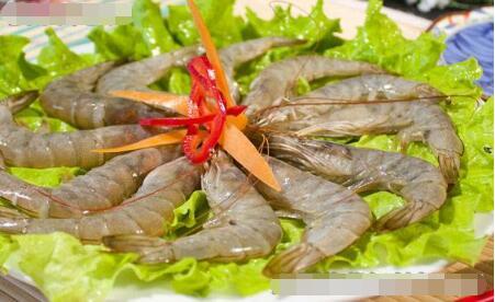 基围虾是海水养殖的吗?