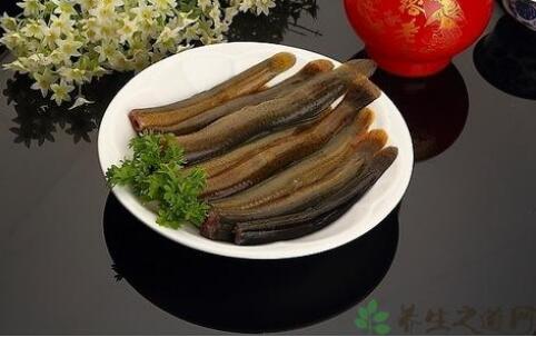 如何取黄鳝的血煮粥?