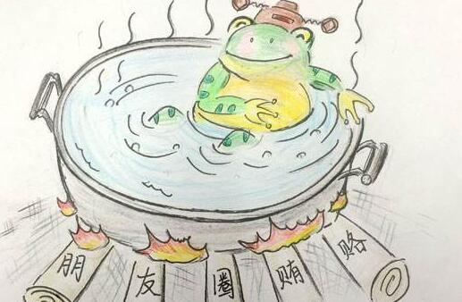 温水煮青蛙是真的吗?