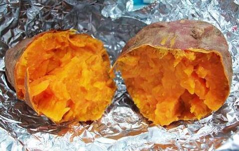 烤红薯为什么要用锡纸?