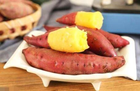 冬季吃红薯有什么禁忌?