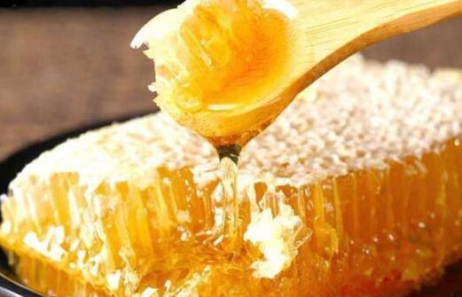 蜂巢怎么吃正确和存放?