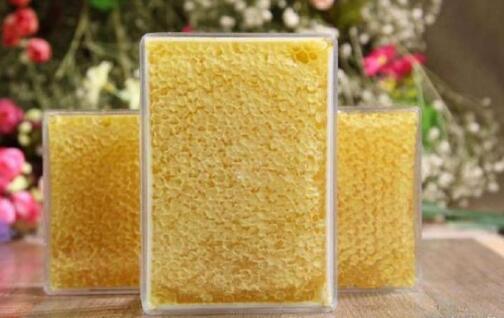 蜂巢蜜怎么吃|蜂巢蜜是不是真的那么有营养?