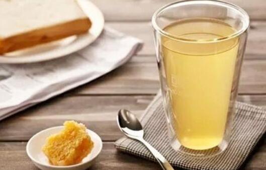 蜂蜜水什么时候喝好(早上还是晚上)?