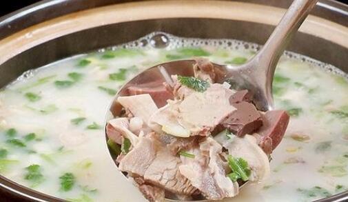 熬羊汤又浓又白的诀窍有哪些?