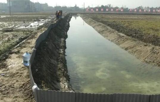 稻虾共作的围沟如何挖?