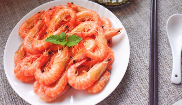 白灼基围虾营养价值高吗?