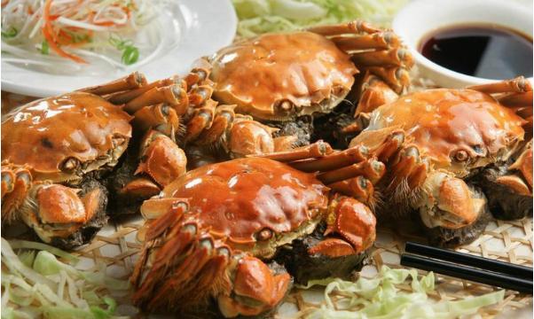 想吃大闸蟹什么季节最便宜呢?而且个头还肥?