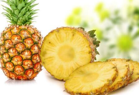 菠萝的功效与作用禁忌有哪些?