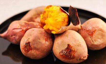 烤红薯热量为什么高?
