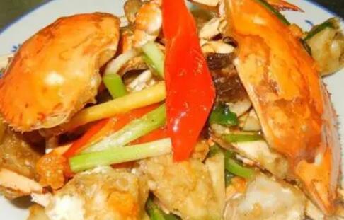 蒸熟的螃蟹还能炒着吃吗?